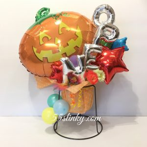 開店祝い かぼちゃ open